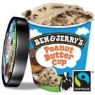 BEN&JERRY'S ice cream peanut butter cup 500ml