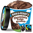 BEN&JERRY'S Choc fudge brownie 500 ml