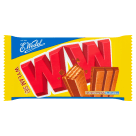 WEDEL WW Waffer with milk chocolate 47 g
