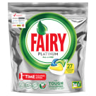 FAIRY PLATINUM All in One Lemon Dishwasher Pills 27 pcs 1 pc