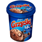 GOPLANA Grześki Cocoa ice cream with pieces of chocolate and mini wafers 500 ml