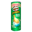 PRINGLES Cream & Onion Chips 165 g