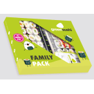 GREEN SUSHI Zestaw sushi Family Pack 525g
