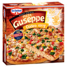 DR. OETKER GUSEPPE Pizza Thai Style Chicken Curry 375 g