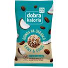 DOBRA KALORIA Quinoa round the clock Coffee&Coconut 24g