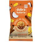 DOBRA KALORIA Quinoa na okrągło Orientalny Kokos 24g