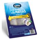 LISNER Filety śledziowe w oleju a la Matjas 750g