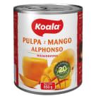KOALA Pulpa z mango alphonso 99,9% niesłodzona 850g