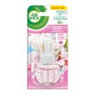AIR WICK Essential Oils Odświeżacz powietrza elektryczny wkład Magnolia i Kwiat Wiśni 19ml