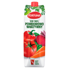 FORTUNA 100% tomato and vegetable juice 1l