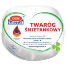 OSM GARWOLIN Twaróg śmietankowy 300g