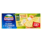 HOCHLAND Cheese with chive and onion 90 g