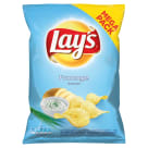 LAYS MEGAPAKA Potato chips Fromage 215 g