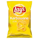 LAYS Potato crisps salted 130 g