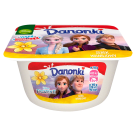 DANONE Danonki Vanilla flavor cheese 115g