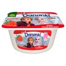 DANONE Danonki Strawberry flavor cheese 115g