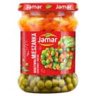 JAMAR Mieszanka warzywna - groszek z marchewką 470g