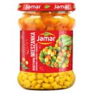 JAMAR Mieszanka warzywna - marchewka, groszek, kukurydza 470g