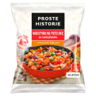 PROSTE HISTORIE Vegetables for a Mexican pan 450 g