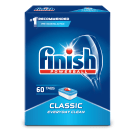 FINISH Classic Tabletki do zmywarki 60 szt. 1 szt