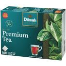 DILMAH Herbata Premium 100 torebek 200g