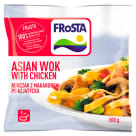 FROSTA Chicken with Asian noodles 500 g