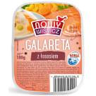 NOWY WIŚNICZ Galareta z łososiem 180g