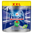 FINISH POWERBALL Quantum MAX Kapsułki do zmywarki Apple Lime Blast 45 szt. 1 szt