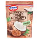 DR. OETKER Ze świata natury Cukier kokosowy nierafinowany z Indonezji 200g