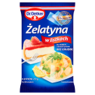 DR. OETKER Gelatin in leaves 6 pcs 10 g