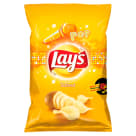 LAYS Natural Salted Crisps 140 g