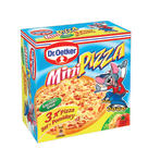 DR. OETKER Mini pizza Ser + Pomidory 3 szt. 255g