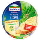HOCHLAND Processed Cheese with Herbs - Wedgies 180 g