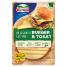 HOCHLAND Cheese in thick slices Burger & Toast 135 g