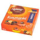 WAWEL Cocoa chocolates with wafers 430g + Danusia bar 468 g