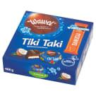 WAWEL Tiki Taki kokosowo-orzechowe 430g + baton Danusia GRATIS WN 468g