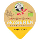 EKOŁUKTA Vanilla Cream Cheese BIO 150 g