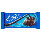 WEDEL Lightly bitter chocolate 50% 100 g