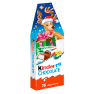 KINDER CHOCOLATE Milk chocolate bar with milk filling 16 pcs 200 g