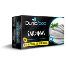 DUNIAFOOD Sardines in olive oil 125 g