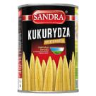 SANDRA Kukurydza mini kolby 285g