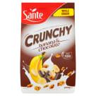 SANTE CRUNCHY Chrupiące musli bananowe z czekoladą 350g