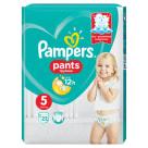 PAMPERS Pants Size 5 (12-18kg) 22 pcs 1pc
