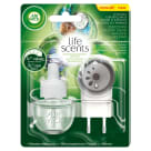 AIR WICK Life Scents Electric air freshener and refill Rainy Freshness of the Amazon 19ml