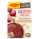 WINIARY Groats with beetroot 248g