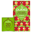 PUKKA Flavored tea Wild Apple and Cinnamon BIO 20 bags 40 g