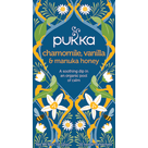 PUKKA Flavored tea Chamomile, Vanilla & Manuka Honey BIO 20 bags 32 g