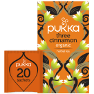 PUKKA Flavored tea Three Cinnamon BIO 20 bags 40 g