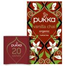 PUKKA Herbatka aromatyzowana Vanilla Chai BIO 20 torebek 40g