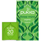 PUKKA Three Mint BIO 20 bags 32 g